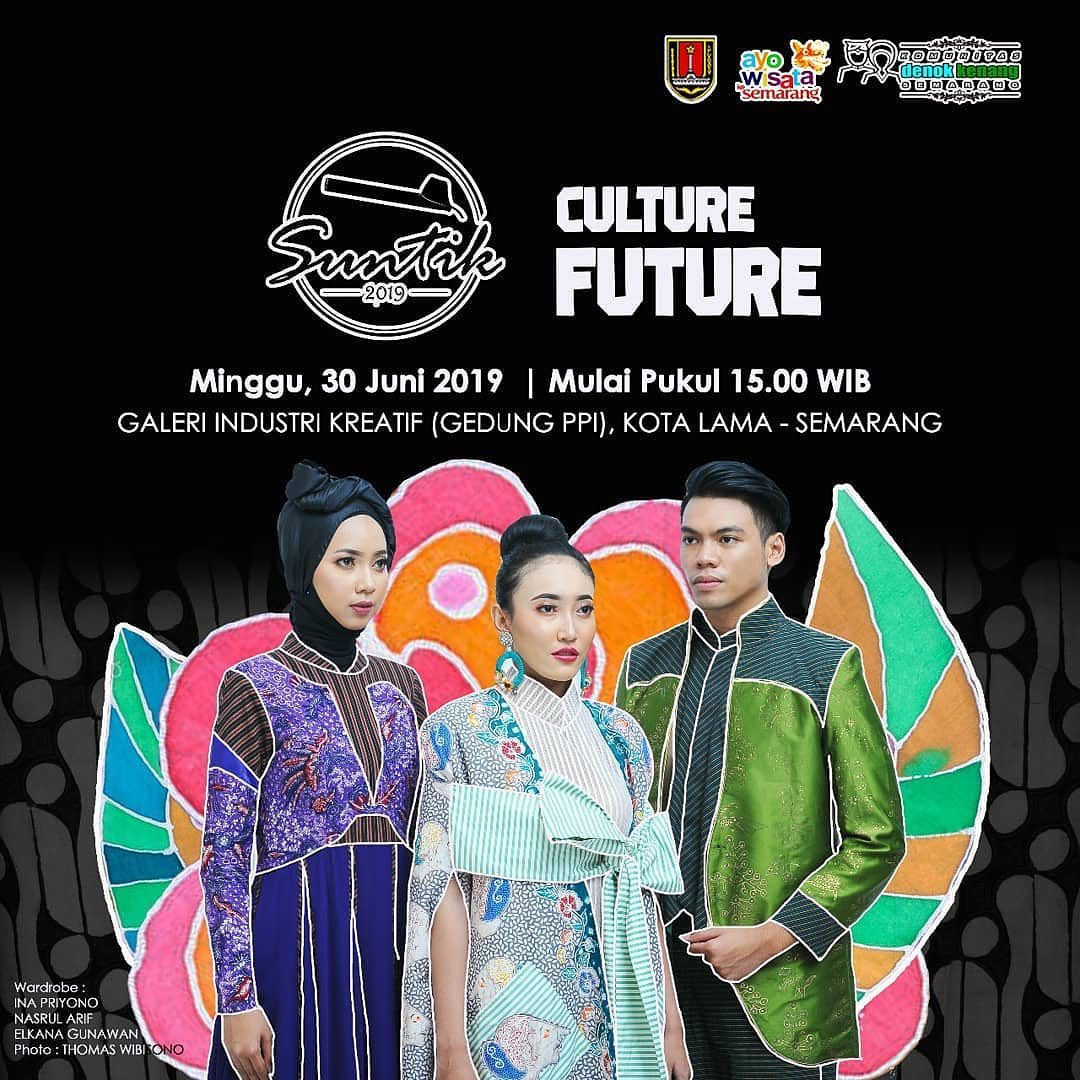 Event Semarang : Sunday Batik 2019 Culture Future